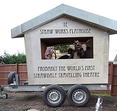 strawbale theatre